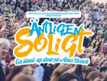 Ny standupshow på Åhus Beach i sommar!