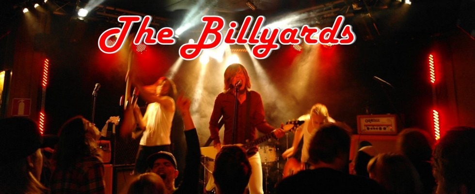 Konsert: The Billyards + gäster (Juldagen)