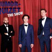 Äntligen Roligt: Humorquizet – the show