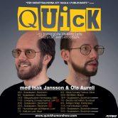 Äntligen Roligt: Quick – en humorshow