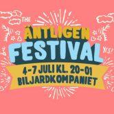 Äntligen Festival 2018