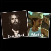Musikkväll med Chris Kläfford + Dylan Earl (US)