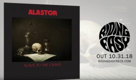 Alastor – N.W 588 | Slave To The Grave | RidingEasy Records