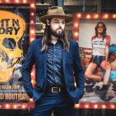 Caleb Caudle med band (US)