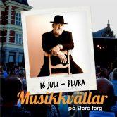 Musikkväll med Plura