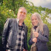Äntligen Drive in konsert: Dan Hylander & Janne Bark