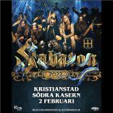 Sabaton + Hulkoff | Kristianstad